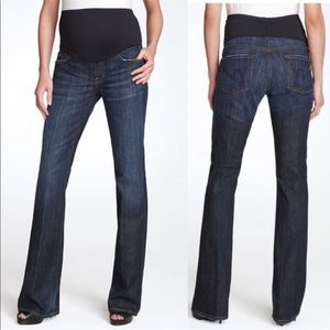 New! Citizens of Humanity Maternity Bootcut Jeans